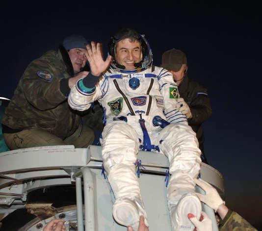 En 2006, Marcos Pontes est devenu le premier Brésilien à voyager dans l'espace.
