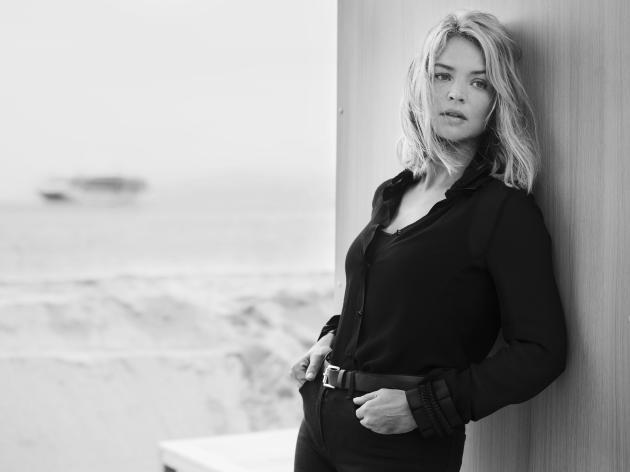 L'actrice Virginie Efira au Festival de Cannes, le 11 mai 2016.