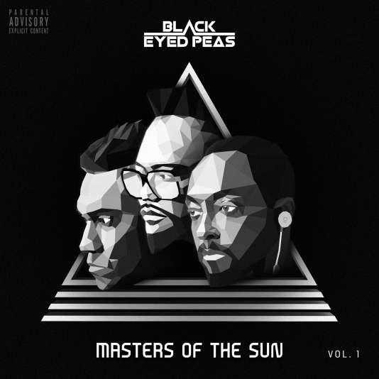 Pochette de l'album «Masters of the Sun Vol. 1» , des Black Eyed Peas.