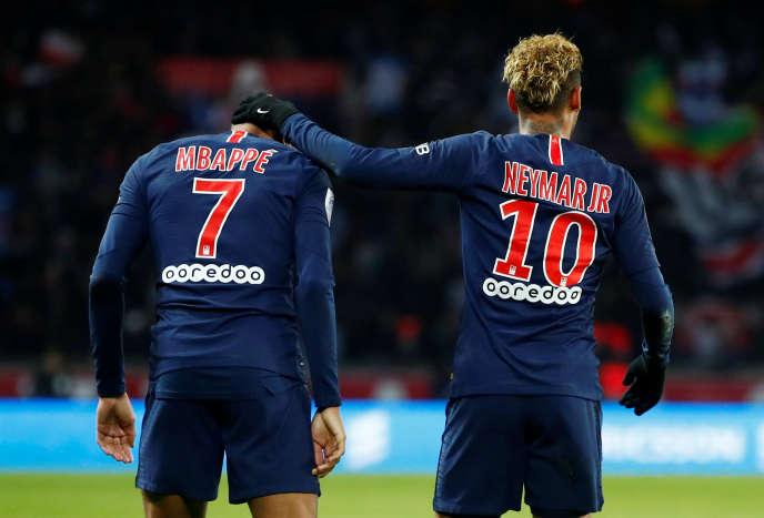 Psg Non Alignés Contre Toulouse Neymar Et Mbappé