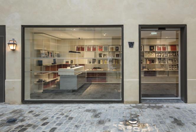 Le nouvel espace de la Fondation Henri Cartier-Bresson, au 79, rue des Archives (Paris 3e).