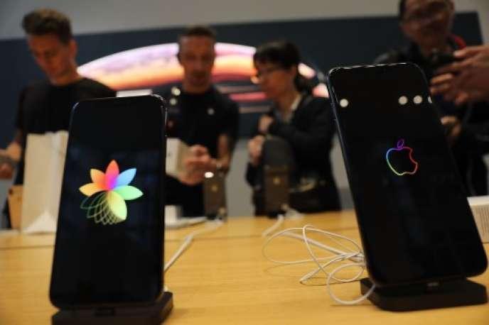 L'iPhone XS Max est facturé jusqu'à 1 659 euros en France.