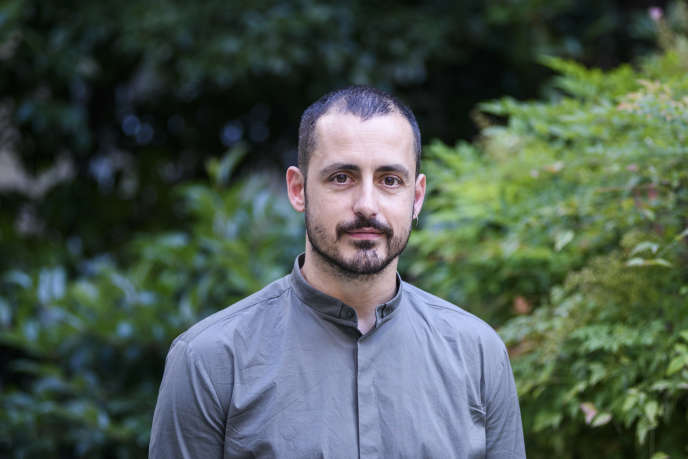 Le chorégraphe et danseur Christos Papadopoulos.