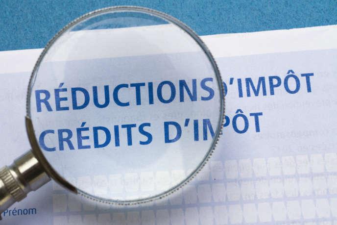 Crédits et réductions d impôt, comment s y retrouver avec le prélèvement à  la source ada0a660c486