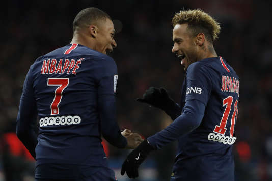 Kylian Mbappe et Neymar ne doivent pas avoir un compte chez «Médiapart».