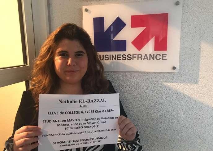 Nathalie El-Bazzal.