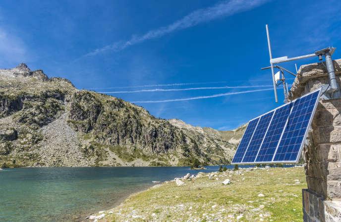 Après le solaire, Ercisol s'intéresse principalement à la production hydroélectrique.