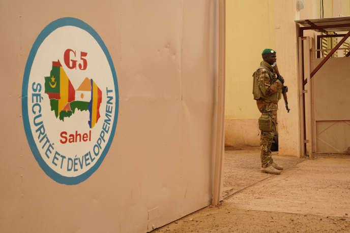 A Sévaré, au Mali, le 30 mai 2018.