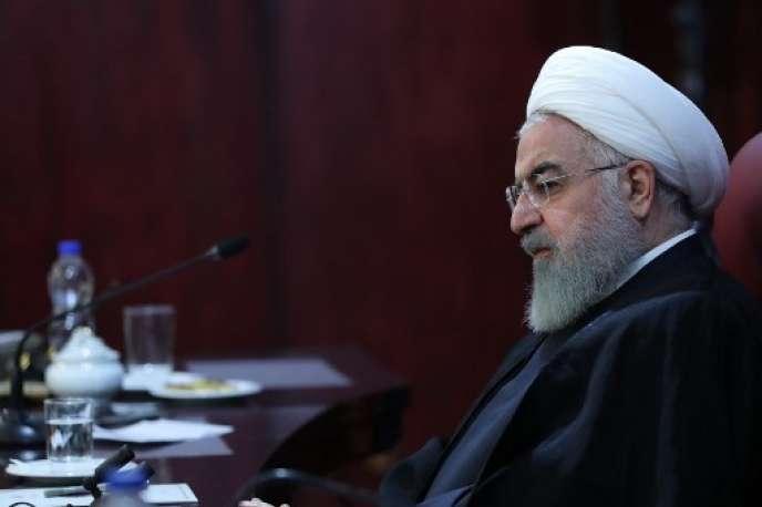 «Nous continuerons de vendre notre pétrole», a déclaré Hassan Rouhani, le président iranien.