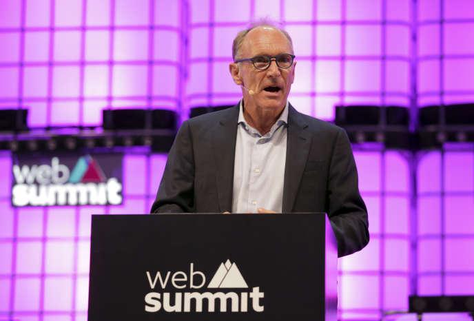 Pour Tim Berners-Lee, l'un des pionniers du Web, le projet initial a« mal tourné».