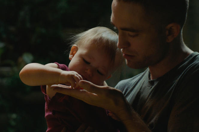 Robert Pattinson dans«High Life», de Claire Denis.