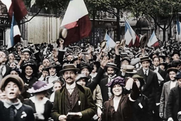 «La Guerre de tous les Français», un documentaire de Cédric Condon, Jean-Yves Le Naour et Adila Bennedjaï-Zou.
