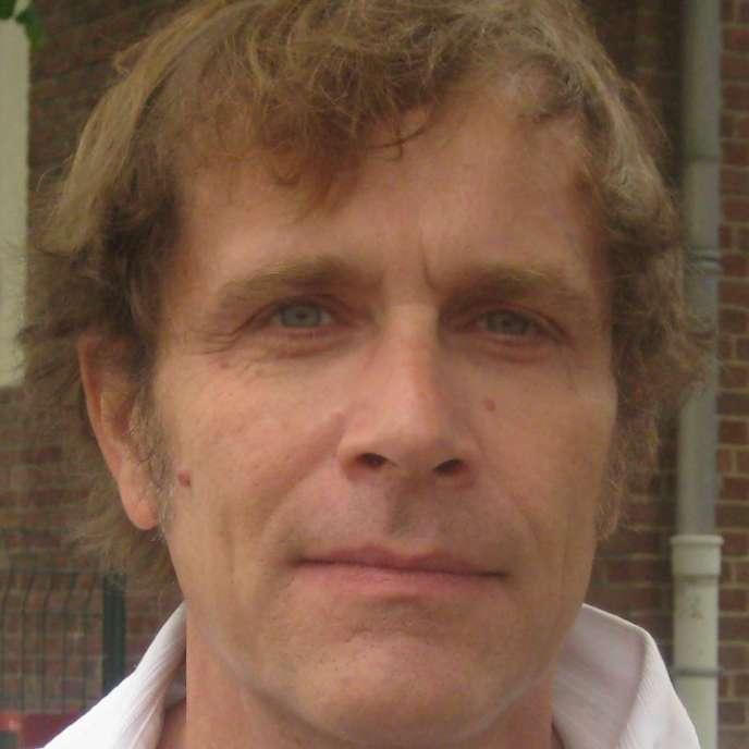 Le compositeur Eric Daubresse.