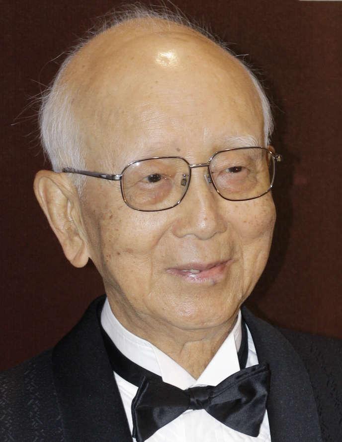Le producteur hongkongais Raymond Chow, en mars 2011.