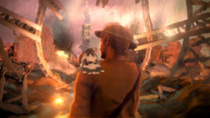 Dans« 11-11 Memories Retold», le joueur incarne tour à tour le Canadien Harry et l'Allemand Kurt.