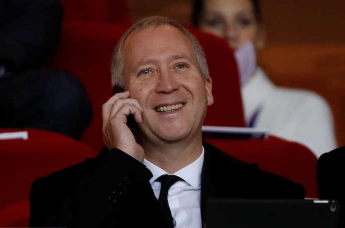 «Football Leaks»: à chaque vente de joueur, le vice-président de l'AS Monaco touche 10% de plus-value