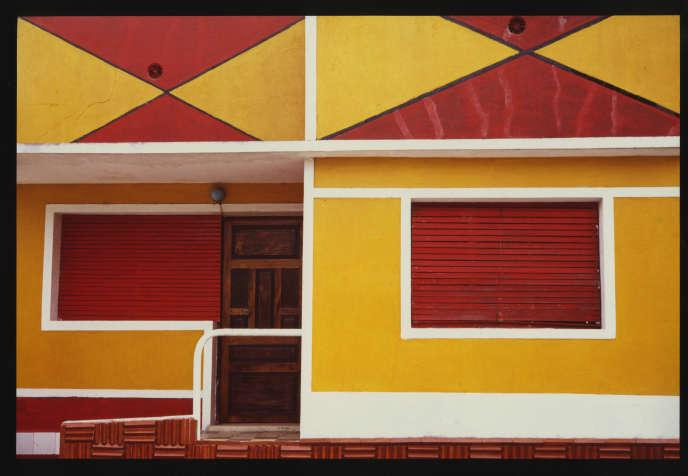 Facundo de Zuviria, Fray Bentos, Uruguay, 1993, C-Print (2014).