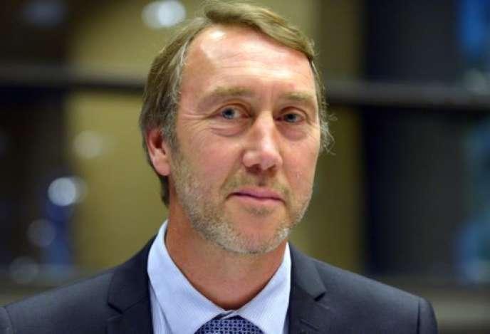Philippe Evain, président du Syndicat national des pilotes de ligne (SNPL).