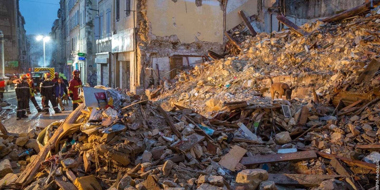 Garde Du Corps Marseille dans le centre-ville de marseille, 13 % de l'habitat est indigne