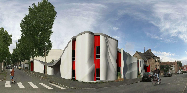 Béton Haute Performance Recette le bâtiment s'empare de l'impression 3d