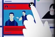 Neuf plaignants accusaient un youtubeur de harcèlement et d'incitation au harcèlement.