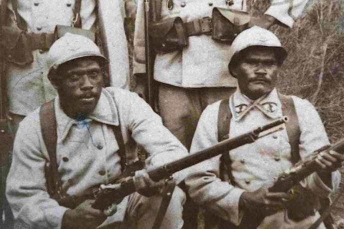 Le documentaire de François Reinhardt retrace le destin de Kalepo Wabete, né en 1889, tirailleur kanak.