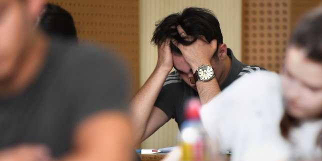 «Stress, anxieté et parfois dépression... Les étudiants sont sous pression»