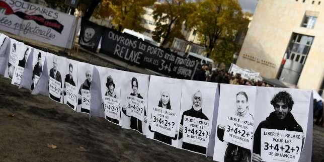 Les militants pro-migrants dans les Hautes-Alpes harcelés par la police, selon HRW