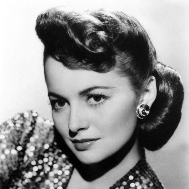 Olivia de Havilland en 1945.