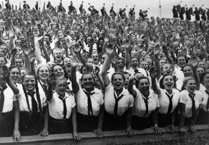 Allemagne, 1938.