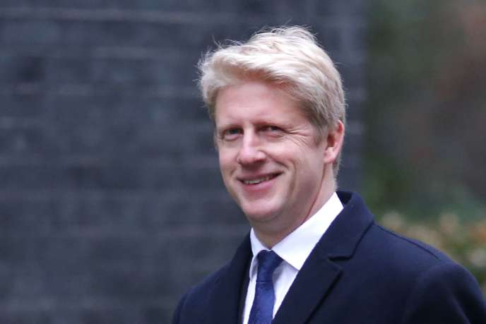 Jo Johnson, le 9 janvier à Londres.