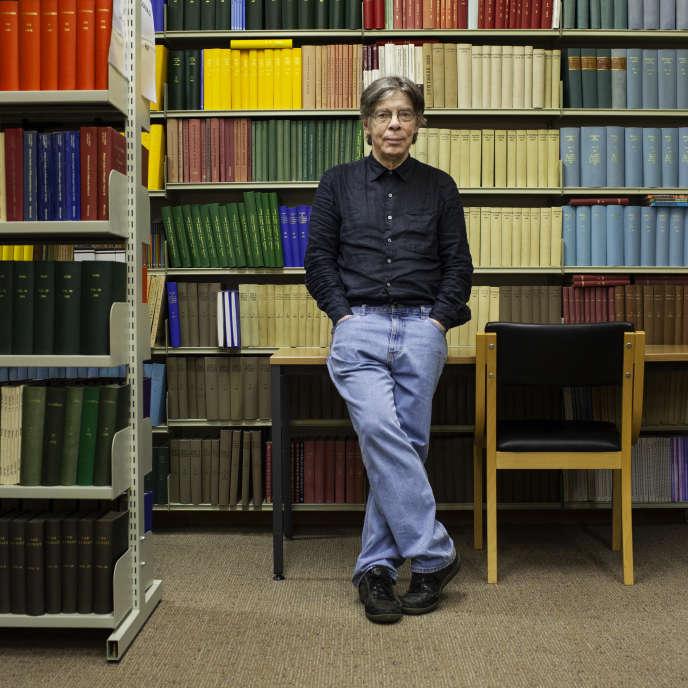 Simon Schaffer, à Cambridge, le 7 novembre.