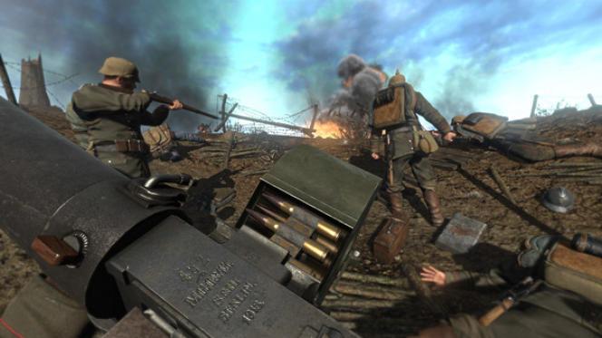 La production des Néerlandais de M2H revendique un certain réalisme visuel et militaire – même si ses parties entre joueurs virent vite à l'anarchie, loin de la guerre des tranchées.