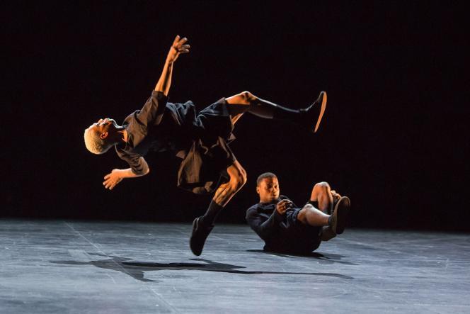 « Inoah», une création chorégraphique de Bruno Beltrao.