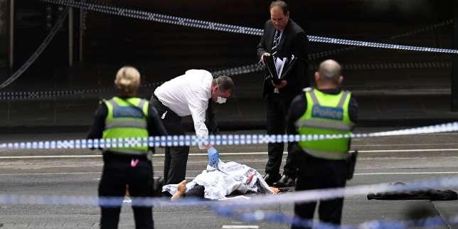 "Un hombre muerto en un ataque con cuchillo ""terrorista"" en Melbourne"