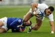 Jesse Kriel et les Sud-Africains ont battu la France de justesse, samedi soir.