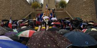 Des membres du Rassemblement national à Verdun, samedi 10 novembre.