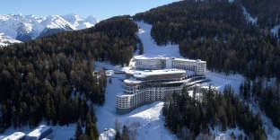Club Med Les Arc Panorama, en Savoie.