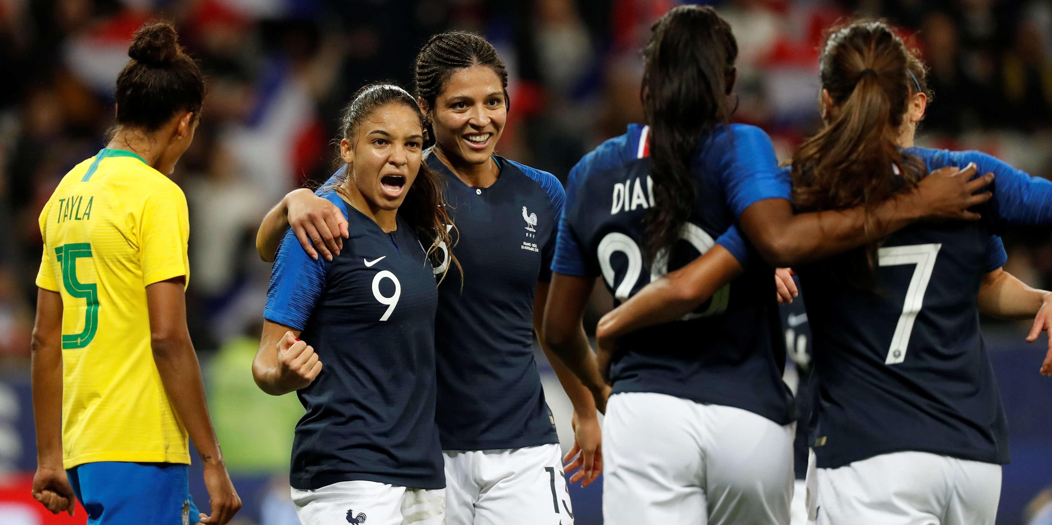 Coupe du monde f minine de football la france h rite de - Coupe du monde de football feminin ...