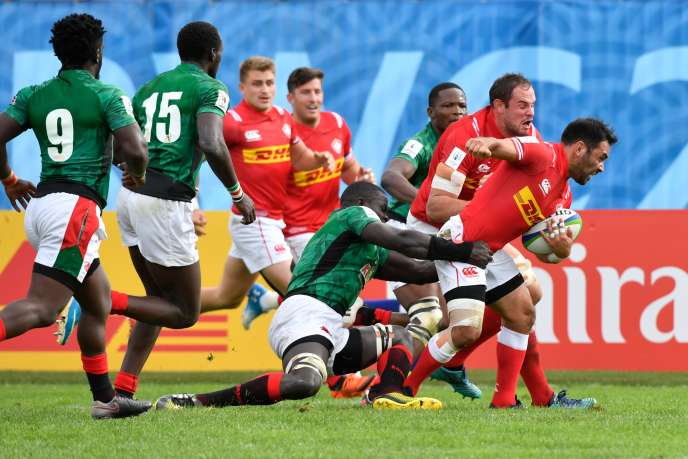A marseille les petits du rugby se disputent le dernier billet pour la coupe du monde 2019 - Billet coupe du monde de rugby ...