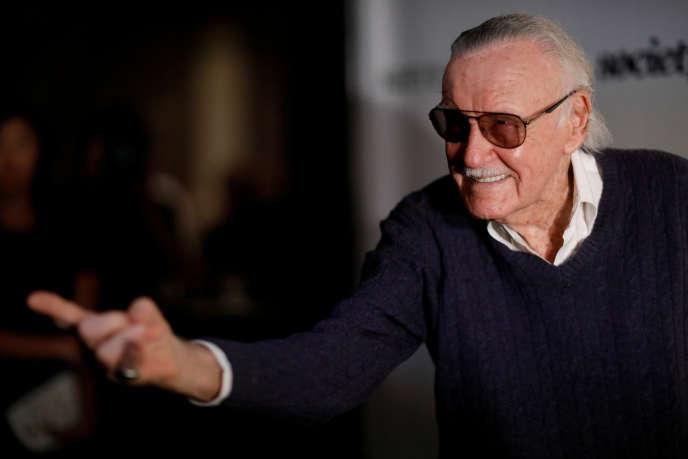 Les principales réactions au décès de Stan Lee