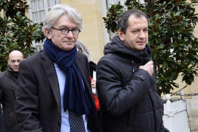 Les ex-secrétaires généraux Jean-Claude Mailly et Pascal Pavageau ont présenté en 2017 des factures atteignant respectivement 34 000 et plus de 50 000 euros en 2017.