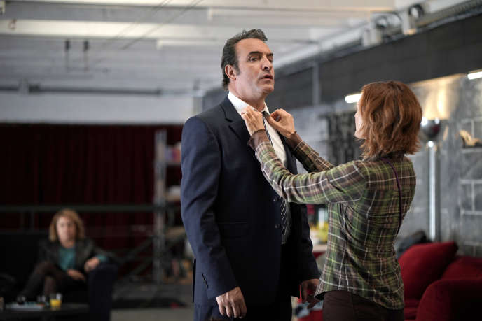 Jean Dujardin in the third season of the series