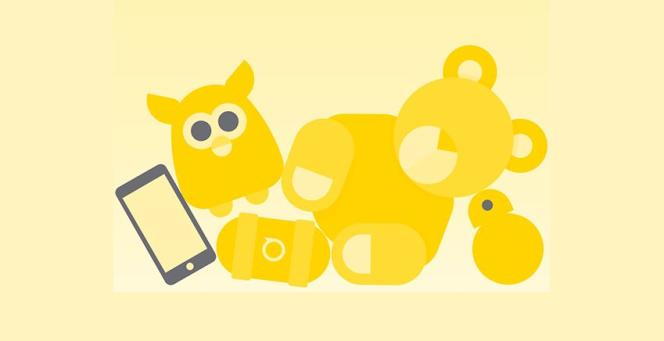 Les enfants d'aujourd'hui disposent déjà d'une« empreinte numérique» dès leur naissance. Et parfois même avant.
