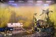 «Crash Park, la vie d'une île», conçu et mis en scène parPhilippe Quesne au Théâtre Nanterre-Amandiers, en octobre 2018.