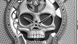 BR01 Laughing Skull, Bell & Ross.