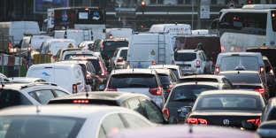 Quelque 1,3 million de Franciliens sont exposés à des niveaux de dioxyde d'azote qui dépassent les seuils fixés par l'Union européenne.