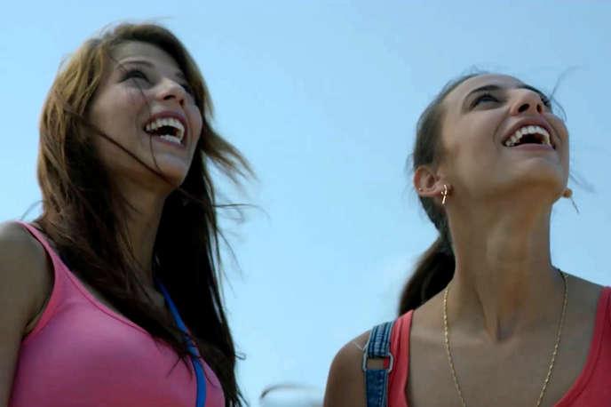 Rosy Rodriguez et Zaira Romero dans«Carmen et Lola» («Carmen y Lola»),d'Arantxa Echevarria.