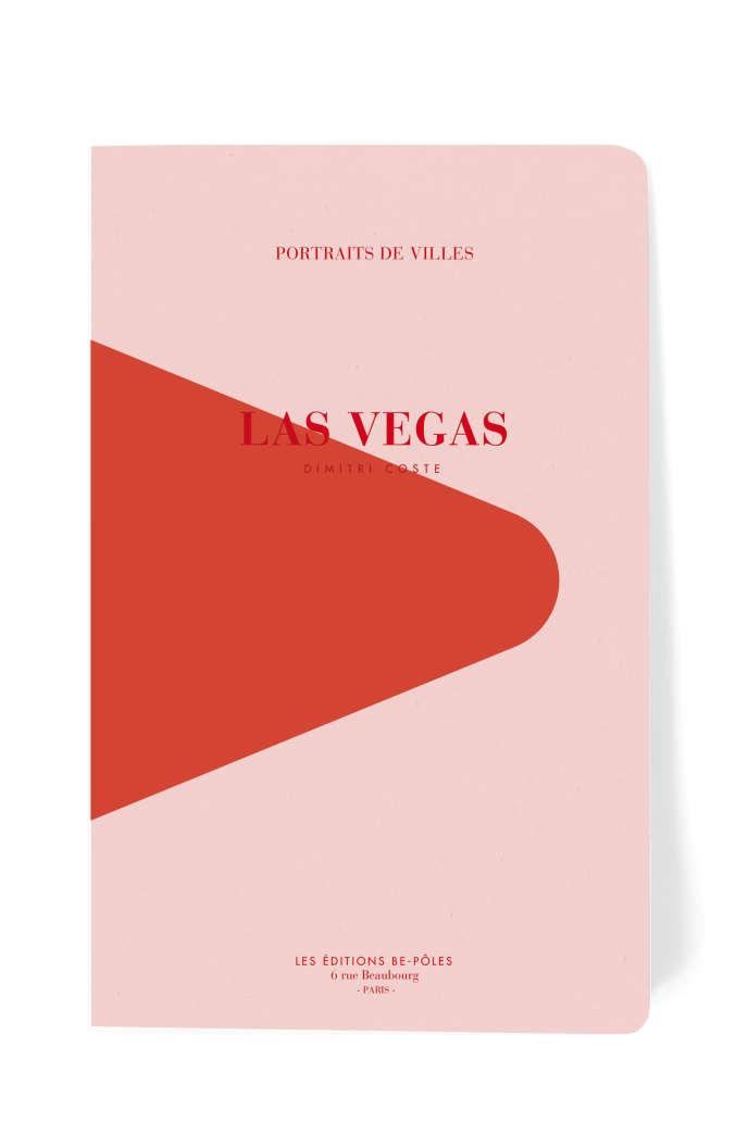 Les éditions Be-pôles ont choisi une couverture 100 % graphique pour toute leur collection « Portraits de ville ».