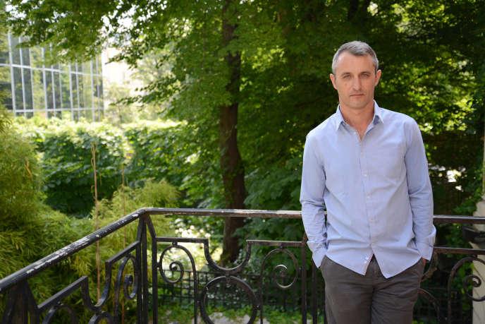 Eshkol Nevo, en2014.
